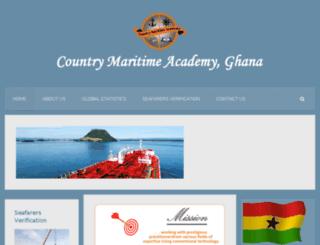 cmaghana.com screenshot