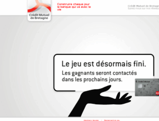 cmb-jeuplatinummastercard.com screenshot