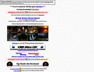 cmbsoftware.com screenshot