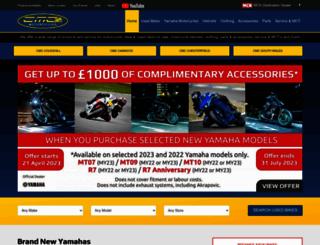 cmcbikes.com screenshot