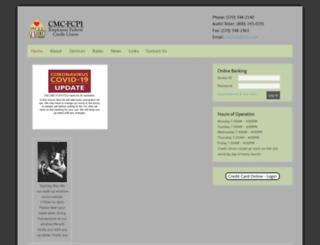 cmcfcpi.com screenshot