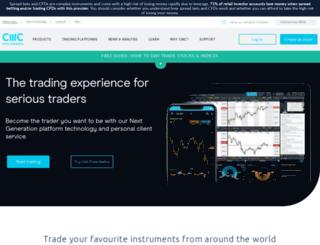 cmcplc.com screenshot