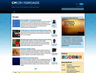 cmcrossroads.com screenshot