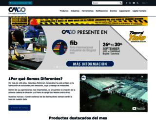 cmdemexico.com screenshot