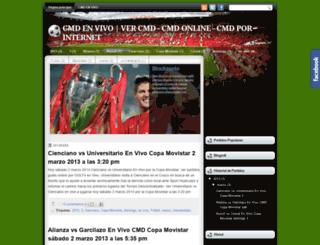 cmdenvivo3.blogspot.com screenshot