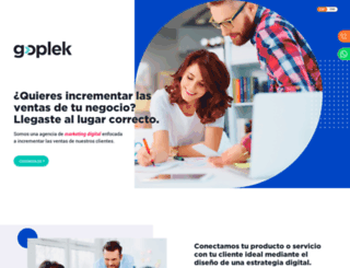 cmejia.goplek.com screenshot