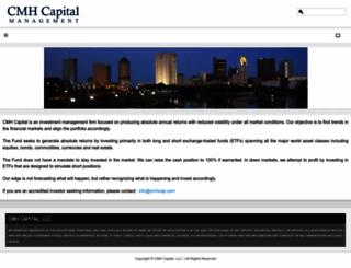 cmhcap.com screenshot
