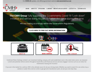 cmhvw.co.za screenshot