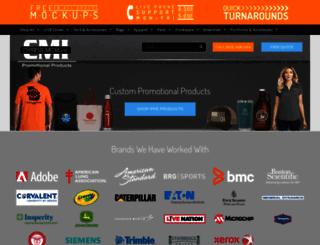 cmipromotions.com screenshot