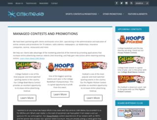 cmkmedia.com screenshot