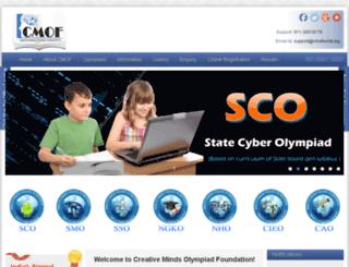 cmofworld.org screenshot