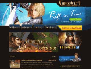 cmp.koramgame.com screenshot