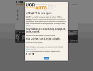 cmp.ucr.edu screenshot