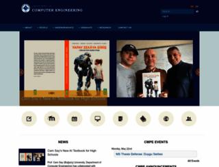 cmpe.boun.edu.tr screenshot
