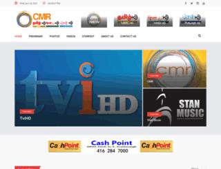 cmr24.fm screenshot