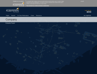 cms.flightstats.com screenshot