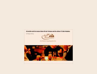cms.hausbuchmann.de screenshot