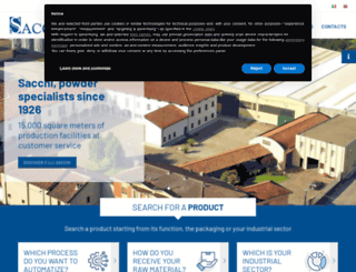 cmsacchi.com screenshot