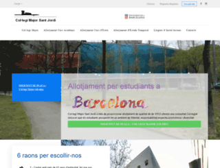 cmsantjordi.com screenshot