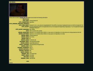 cmsng.proweb.net screenshot
