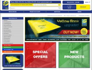 cmsplc.com screenshot
