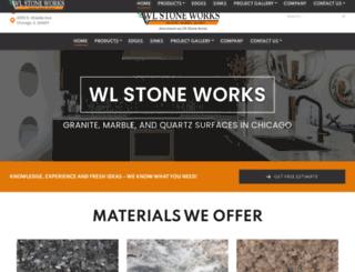 cmstoneworks.net screenshot