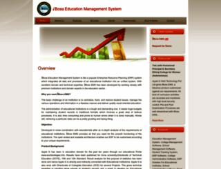 cmsvirtual.com screenshot