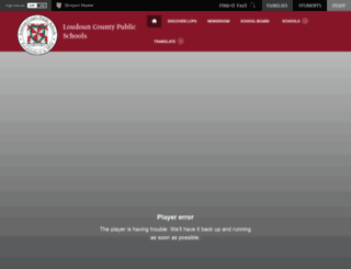 cmsweb1.lcps.org screenshot