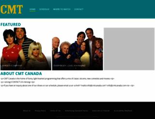 cmt.ca screenshot