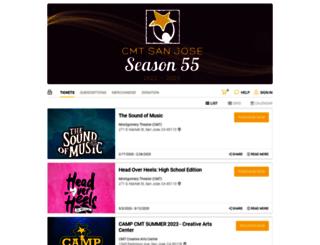 cmt.vbotickets.com screenshot