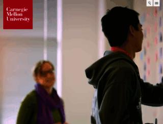 cmu.edu screenshot