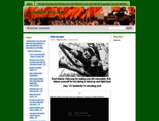 cmvanlang.wordpress.com screenshot