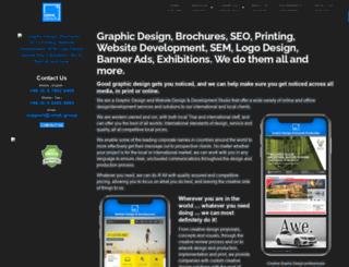 cmykreative.com screenshot