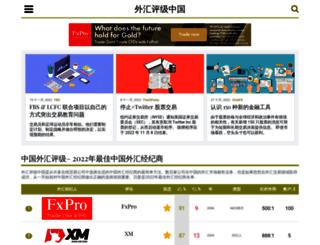 cn.forex-ratings.com screenshot
