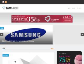 cn.sammobile.com screenshot