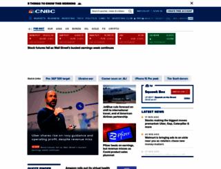 cnbc.com screenshot