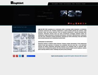 cnc.lightart.pl screenshot