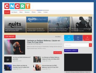 cncrt.fr screenshot