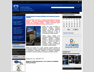 cncsis.gov.ro screenshot