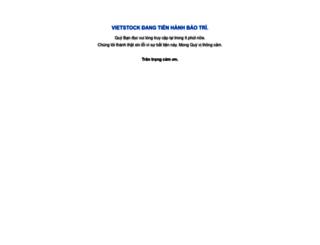 cnd.vietstock.vn screenshot