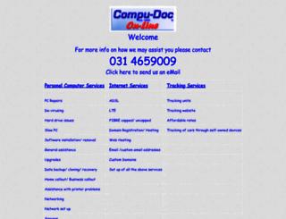 cnet.co.za screenshot