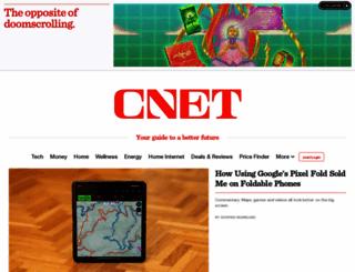 cnet.com.au screenshot