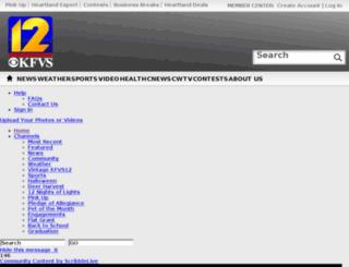 cnews.kfvs12.com screenshot