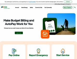 cngcorp.com screenshot
