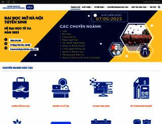 cnktdn.edu.vn screenshot