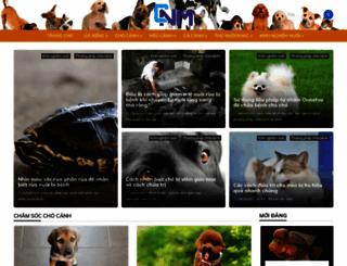 cnm.com.vn screenshot