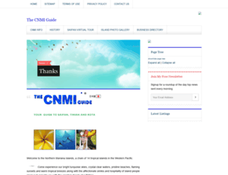 cnmi-guide.com screenshot
