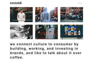 cnnctd.com screenshot