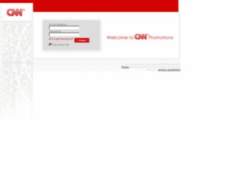 cnnpromos.com screenshot