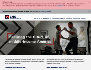 cnoinc.com screenshot
